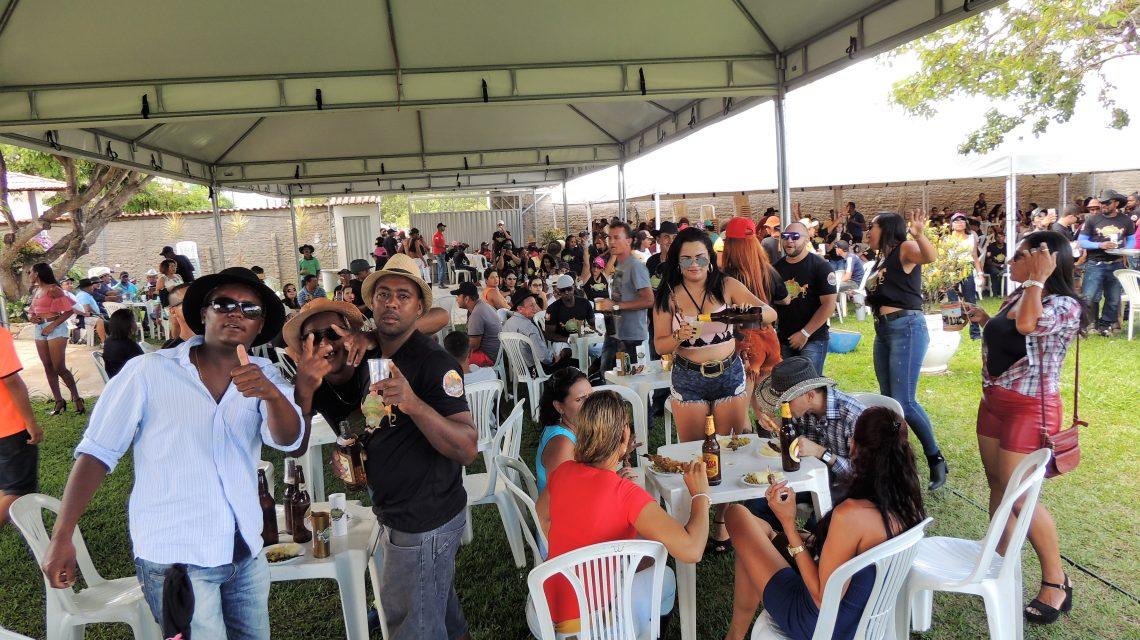 RIO DE CONTAS – Comunidade e visitantes festejaram em alto estilo o 294º ANIVERSÁRIO