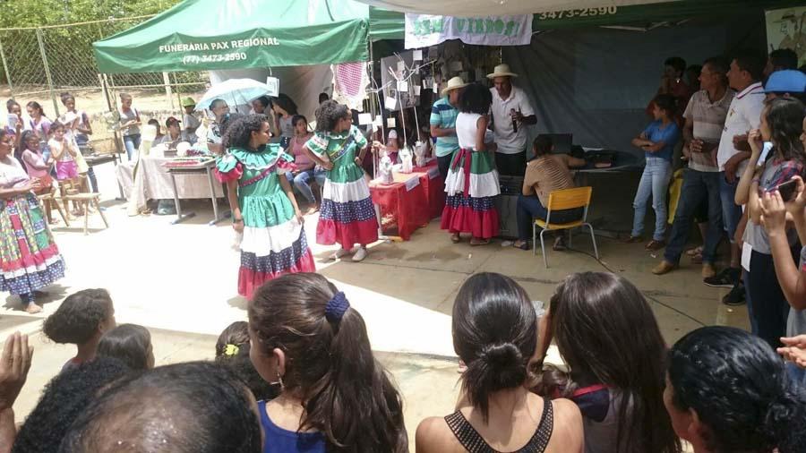 """PREFEITURA PARTICIPA DE PROJETO """"RIQUEZA DO CAMPO"""" NA COMUNIDADE DE LAGOA DO MAURÍCIO"""