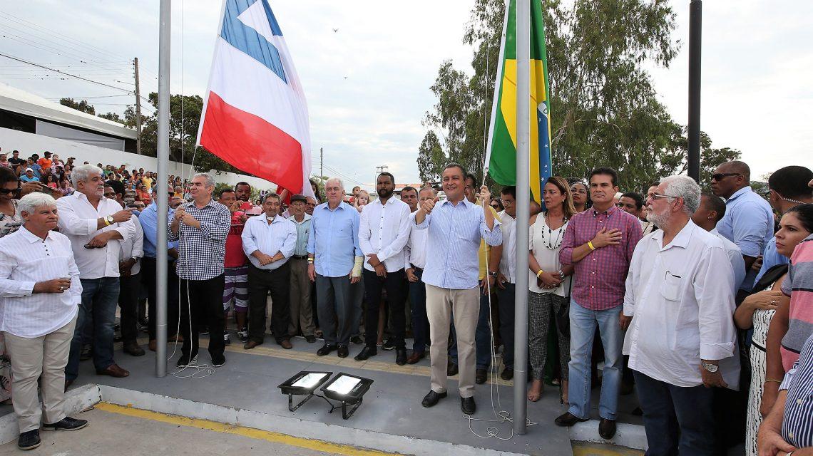 Inaugurado em Seabra o primeiro hospital de alta complexidade
