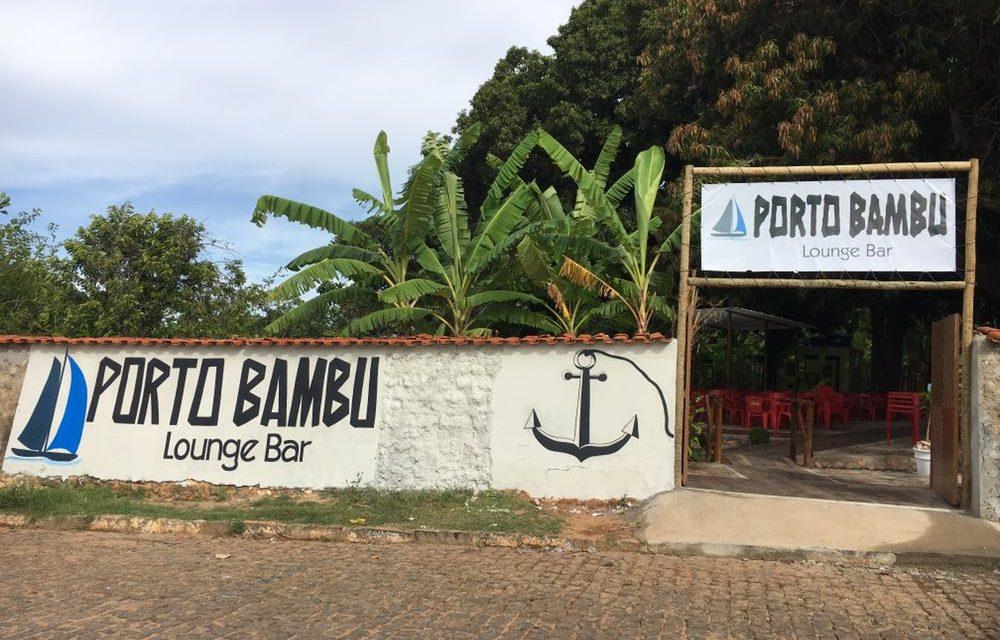 É HOJE! Inauguração do PORTO BAMBU Lounge BAR no Balneário do Rio Paramirim