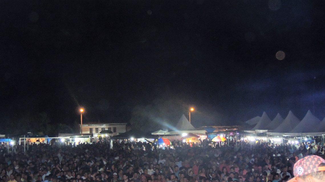 Prefeitura de Érico Cardoso CONSOLIDA TRADIÇÃO do ANGICO FEST tornando o EVENTO FAMOSO na região.