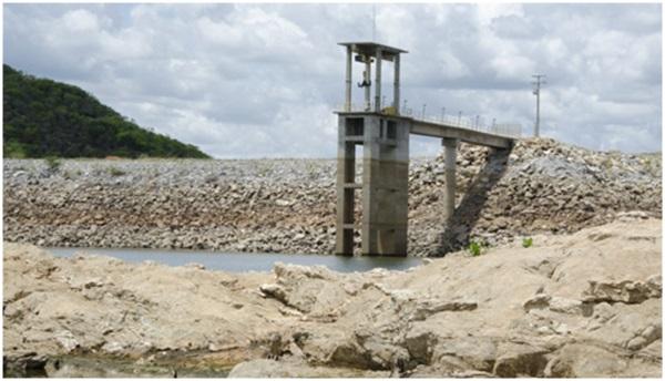 Resultado de imagem para barragem do zabumbão